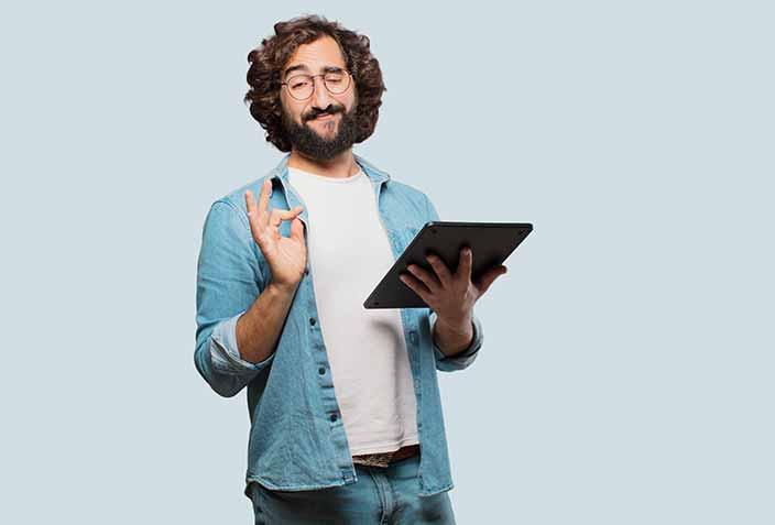 Victor Tablet